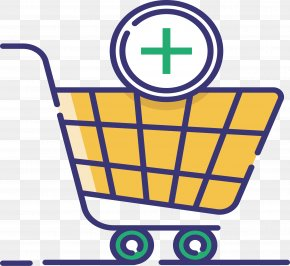 Click To Add To The Shopping Cart - Shopping Cart Stock Photography Shopping Bag PNG