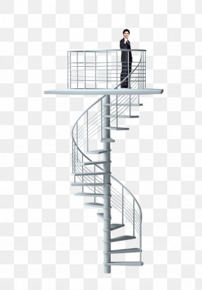 Stairs - Stairs Csigalxe9pcsu0151 Spiral PNG