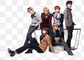 Kpop - Highlight K-pop Fiction And Fact Boy Band Super Junior-M PNG