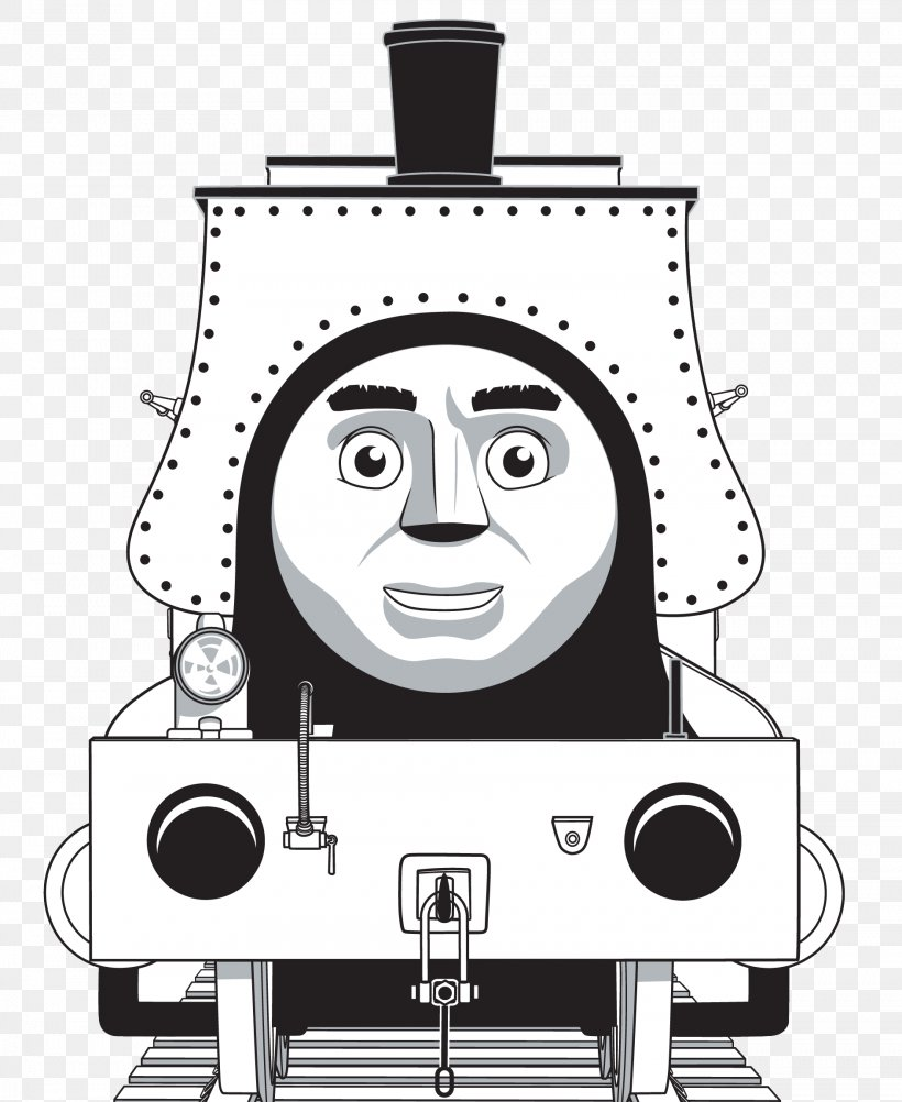 - Thomas & Friends PBS Kids Image Coloring Book, PNG, 1886x2305px