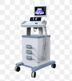 Four-dimensional Ultrasound Machine Buckle Creative HD Free - Medical Equipment Ultrasonography Medicine Medical Imaging Medical Diagnosis PNG