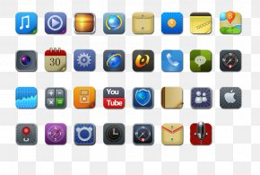 Mobile Phone Icon UI Design - User Interface Icon Design Download Mobile Phone Icon PNG