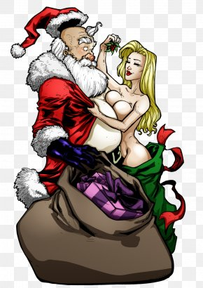Santa Claus - Santa Claus Christmas Legendary Creature Clip Art PNG