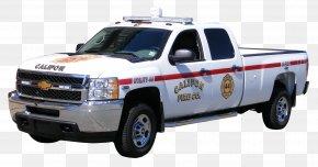 Pickup Truck - Car Pickup Truck Chevrolet Silverado Vehicle PNG