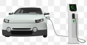New Energy Electric Vehicle - Electric Vehicle Electric Car Electricity Hybrid Vehicle PNG
