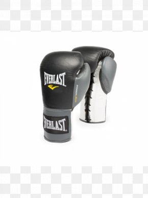 Boxing Gloves - Boxing Glove Everlast Boxing Training PNG