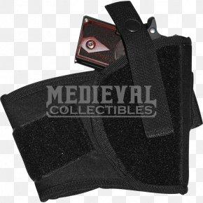 Gun Holsters - Gun Holsters Concealed Carry Pistol Firearm Handgun PNG