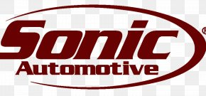 Auto Logo - Car Dealership Sonic Automotive Sales Used Car PNG
