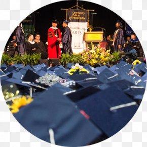 Graduation Ceremony - Community College Of Philadelphia Graduation Ceremony Recreation PNG