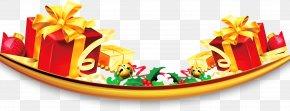 Gift Border - Christmas Gift Gratis PNG