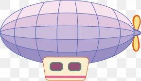 Vector Cartoon UFO UFO - Airplane Cartoon PNG