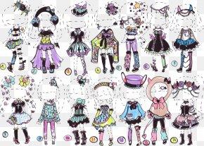 Dress - Drawing Clothing Art Fashion Dress PNG