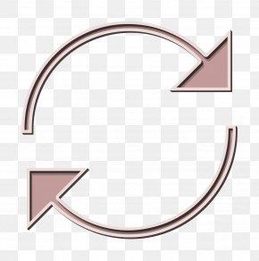 Symbol Sync Icon - Arrow Circle Icon Arrows Icon Load Icon PNG