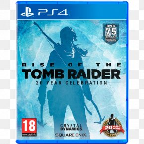 Rise Of The Tomb Raider Logo - Rise Of The Tomb Raider Grand Theft Auto V Shadow Of The Tomb Raider PlayStation 4 PNG