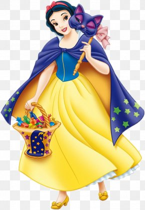 Snow White File - Snow White Belle Evil Queen Seven Dwarfs PNG