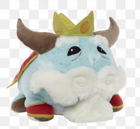 Plush - League Of Legends Stuffed Animals & Cuddly Toys Plush Riot Games PNG