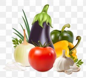Eggplant - Vegetable Bell Pepper Tomato Capsicum PNG