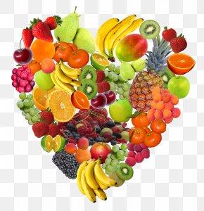 Heart Fruit - Fruit Vegetable Food PNG