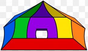 Circus Tent Pics - Club Penguin Igloo Tent Clip Art PNG