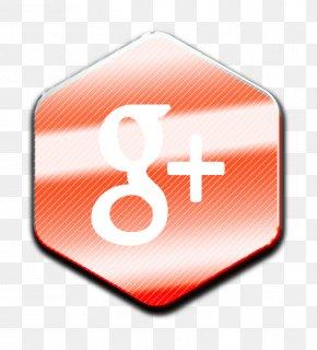Logo Signage - Google Icon Hexagon Icon Logo Icon PNG