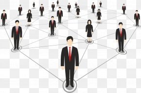 Vector Interpersonal Networks - Metal Icon PNG
