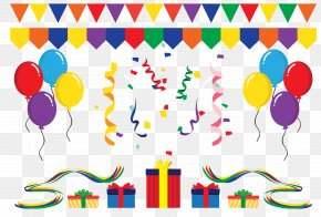Background Image - Vector Graphics Illustration Festival Songkran Party PNG