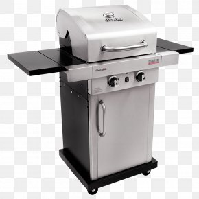 Gas Grills With Side Griddle - Barbecue Grilling Char-Broil Professional Series 463675016 Char-Broil Signature 4 Burner Gas Grill PNG