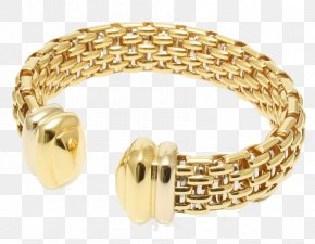 Gold - Bracelet Furr & Co The Hungerford Jeweller Bangle Gold Jewellery PNG