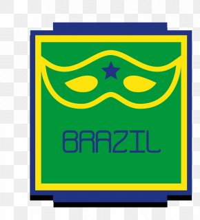 Brazil Rio Olympics Tag - Rio De Janeiro 2016 Summer Olympics Clip Art PNG