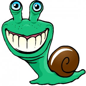Massive Smile Cliparts - Snail Speed Graph Of A Function Clip Art PNG