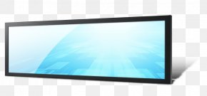 Laptop - LED-backlit LCD Computer Monitors Laptop Television Display Device PNG