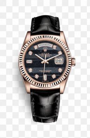 Rolex - Rolex Day-Date Counterfeit Watch Strap PNG