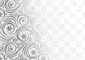 Gradient Flower Vine Texture - Texture Gradient Shading PNG