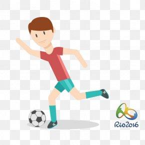 Football - 2016 Summer Olympics Rio De Janeiro Football Sport PNG