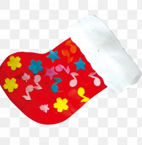 Socks Pictures - Sock Christmas Stocking PNG