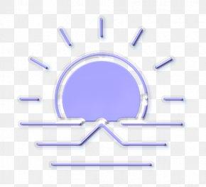 Logo Weather Icon - Morning Icon Sun Icon Sunrise Icon PNG