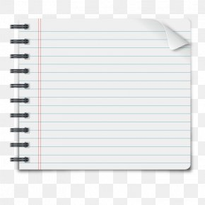 Vector Notebook - Paper Notebook PNG