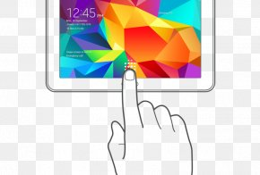 Samsung - Samsung Galaxy Tab A 10.1 Samsung Galaxy Tab 4 7.0 Samsung Galaxy Tab S 10.5 Samsung Galaxy Tab 4 10.1 SM-T530 Android 4.4 16GB WiFi Tablet (White) PNG