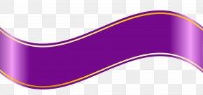 Purple Banner Clipart - Purple Design Graphics Pattern PNG