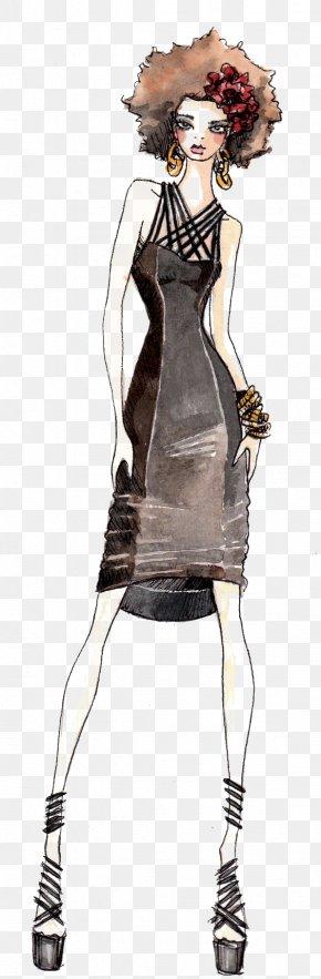 Graffiti Model - Fashion Blog Drawing Model Painting PNG