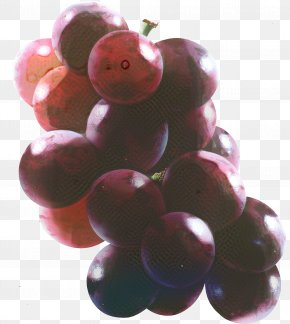 Magenta Berry - Grape Cartoon PNG