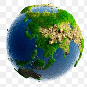 Interior Design Sphere - Earth Day Save The World Save The Earth PNG