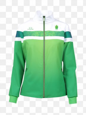 White And Green - Olympic Games 2016 Summer Olympics Jacket 2010 Winter Olympics 2012 Summer Olympics PNG