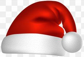 Christmas Santa Hat Clip Art Image - Santa Claus Santa Suit Hat Hoodie PNG