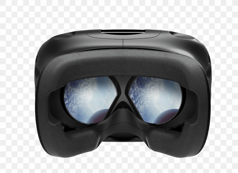 HTC Vive Samsung Gear VR Oculus Rift Virtual Reality Headset, PNG, 1273x923px, Htc Vive, Eyewear, Game Controllers, Glasses, Goggles Download Free
