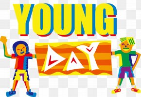Pop Painting Vector - Children's Day Illustration PNG