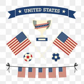 Us Soccer - Flag Of The United States American Football PNG