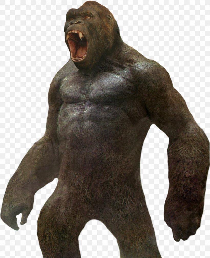 King Kong YouTube MonsterVerse Kaiju Photography, PNG, 900x1108px, King Kong, Aggression, Ape, Art, Deviantart Download Free