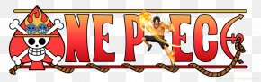 One-piece Logo - Roronoa Zoro Monkey D. Luffy Nami Vinsmoke Sanji One Piece: Unlimited Adventure PNG