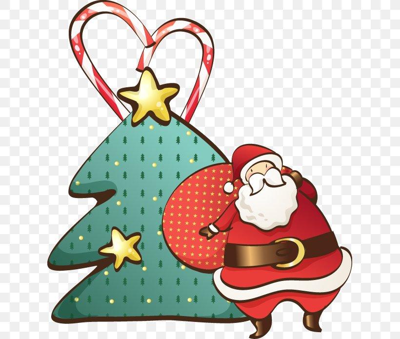 Ded Moroz Snegurochka Santa Claus Christmas Clip Art, PNG, 625x695px, Ded Moroz, Christmas, Christmas Decoration, Christmas Eve, Christmas Ornament Download Free
